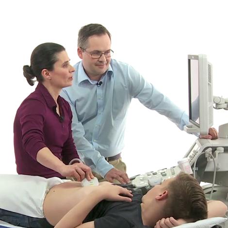 Lerne Ultraschall / Sonographie. Aus der Praxis, für die Praxis
